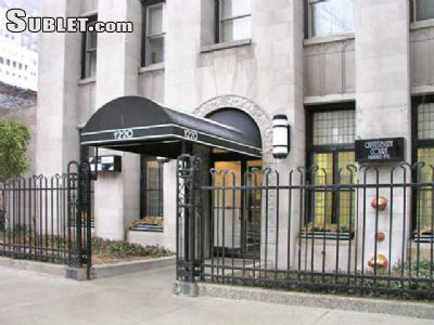 Image 2 either furnished or unfurnished Studio bedroom Apartment for rent in Loop, Downtown