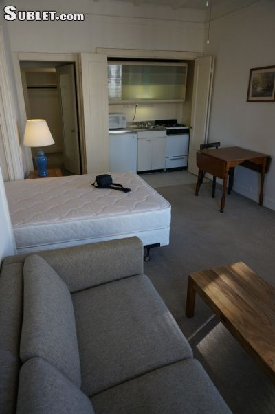 Image 3 either furnished or unfurnished Studio bedroom Apartment for rent in Loop, Downtown