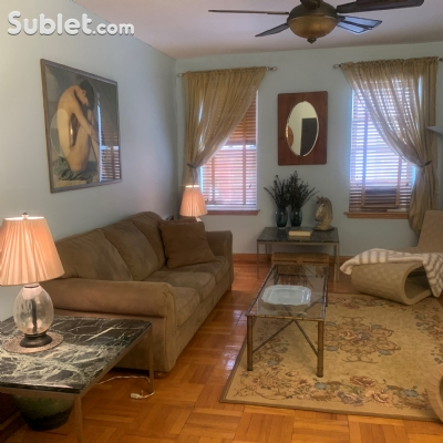 Image 2 furnished 2 bedroom Apartment for rent in Washington Heights, Manhattan