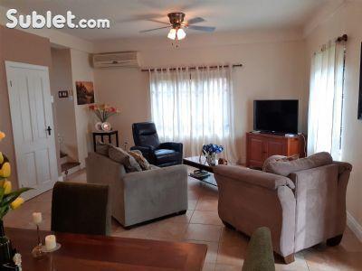 Image 2 furnished 2 bedroom Townhouse for rent in Port of Spain, Trinidad Tobago
