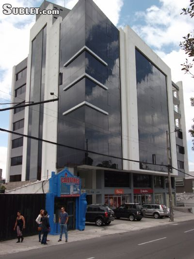 Image 1 furnished 1 bedroom Apartment for rent in Quito, Pichincha