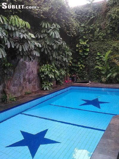 Image 1 unfurnished 4 bedroom House for rent in South Jakarta, Jakarta