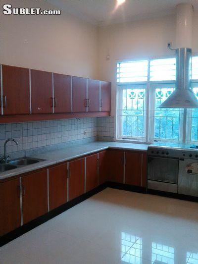 Image 2 unfurnished 4 bedroom House for rent in South Jakarta, Jakarta