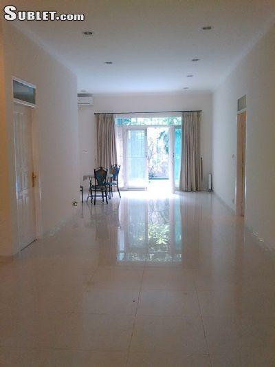 Image 3 unfurnished 4 bedroom House for rent in South Jakarta, Jakarta