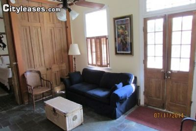 Image 5 furnished 1 bedroom Apartment for rent in French Quarter, New Orleans Area