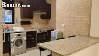 Image 2 furnished 1 bedroom Apartment for rent in Amman, Amman