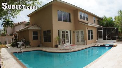 Image 3 furnished 5 bedroom House for rent in Boca Raton, Ft Lauderdale Area