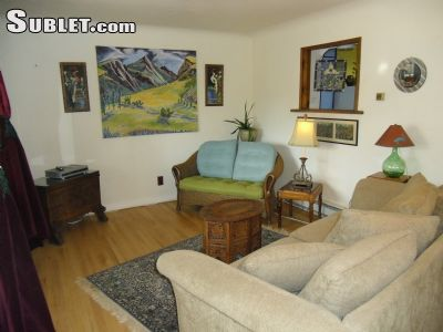 Image 1 furnished 2 bedroom House for rent in North East Heights, Albuquerque - Santa Fe