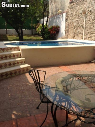 Image 1 furnished 2 bedroom House for rent in Campeche, Campeche