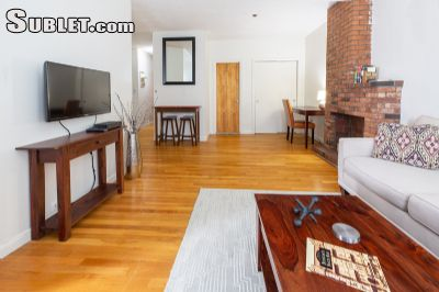 Image 2 furnished 1 bedroom Apartment for rent in Back Bay, Boston Area