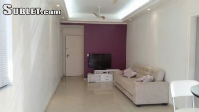 Image 2 furnished 1 bedroom Apartment for rent in Barra da Tijuca, Rio de Janeiro City