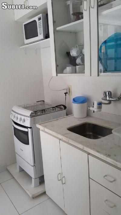 Image 5 furnished 1 bedroom Apartment for rent in Barra da Tijuca, Rio de Janeiro City