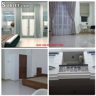 Image 1 Furnished room to rent in Binh Thanh, Ho Chi Minh City Studio bedroom Apartment