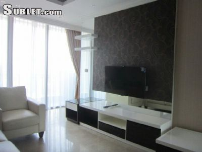 Image 3 furnished 1 bedroom Apartment for rent in South Jakarta, Jakarta