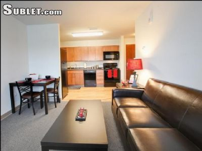 Image 3 furnished 2 bedroom Apartment for rent in Moline, Rock Island County