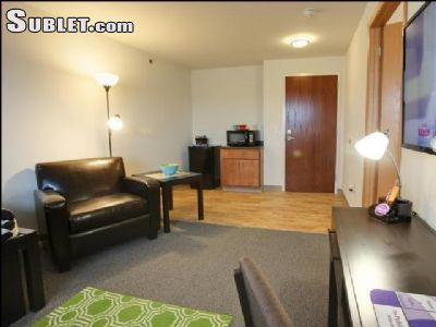 Image 3 Furnished room to rent in Moline, Rock Island County Studio bedroom Apartment