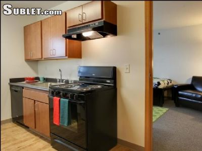 Image 4 Furnished room to rent in Moline, Rock Island County Studio bedroom Apartment