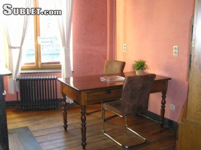 Image 2 furnished 2 bedroom Apartment for rent in Liege, Liege