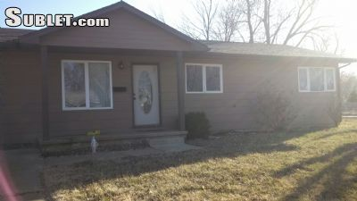 Image 2 Furnished room to rent in Sedgwick (Wichita), South Central KS 3 bedroom House