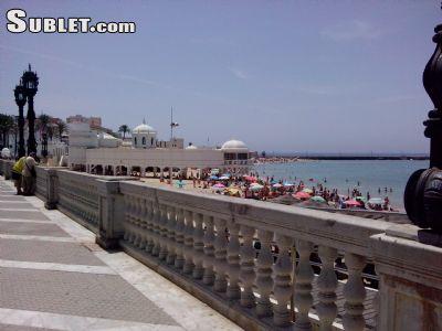 Image 1 furnished 2 bedroom Apartment for rent in Cadiz, Cadiz Province