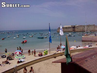 Image 2 furnished 2 bedroom Apartment for rent in Cadiz, Cadiz Province