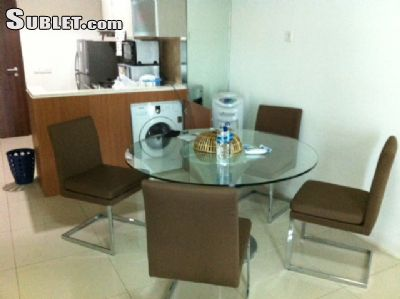 Image 9 furnished 2 bedroom Apartment for rent in South Jakarta, Jakarta
