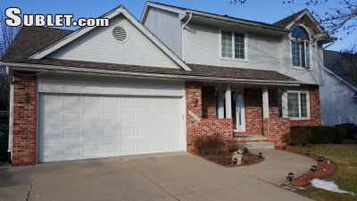 Image 1 furnished 5 bedroom House for rent in Urbandale, Des Moines Area