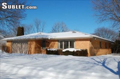 Image 1 furnished 3 bedroom House for rent in Waukesha, Waukesha County