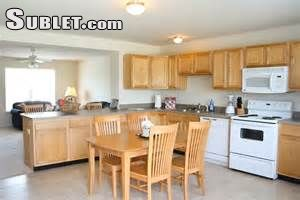 Image 5 Furnished room to rent in Greenville, Pitt County 3 bedroom Townhouse
