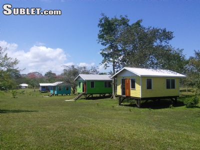 Image 1 either furnished or unfurnished Studio bedroom House for rent in West, Cayo