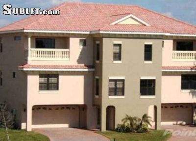 Image 1 either furnished or unfurnished 3 bedroom Townhouse for rent in Tarpon Springs, Pinellas (St. Petersburg)