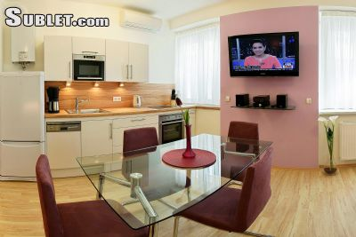 Image 1 furnished Studio bedroom Apartment for rent in Wieden, Vienna