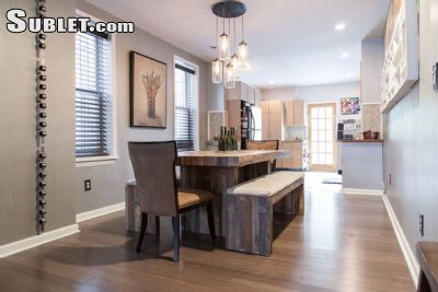 Image 4 furnished 3 bedroom House for rent in Cedar Park, West Philadelphia