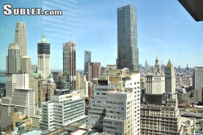 Image 3 furnished 1 bedroom Apartment for rent in Financial District, Manhattan