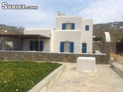 Image 1 furnished 2 bedroom House for rent in Mykonos, Cyclades