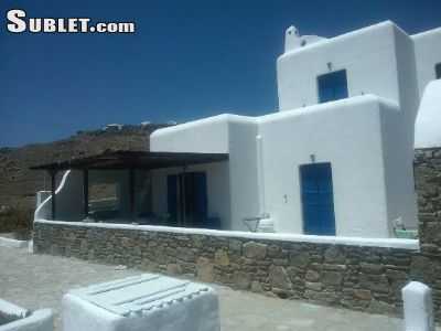 Image 2 furnished 2 bedroom House for rent in Mykonos, Cyclades
