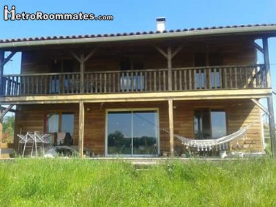Image 1 Room to rent in Other Ariege, Ariege 5 bedroom House