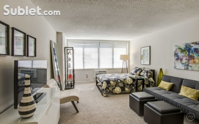Image 1 unfurnished Studio bedroom Apartment for rent in Columbia Hts-Shaw, DC Metro