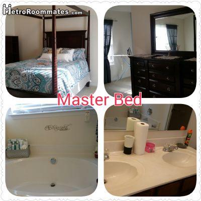 Image 1 Furnished room to rent in Huntersville, Mecklenburg County 3 bedroom House
