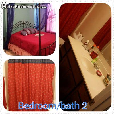 Image 2 Furnished room to rent in Huntersville, Mecklenburg County 3 bedroom House