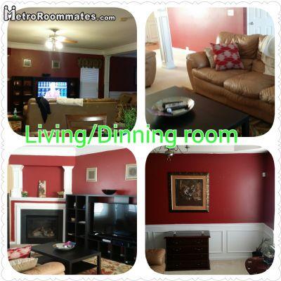 Image 3 Furnished room to rent in Huntersville, Mecklenburg County 3 bedroom House