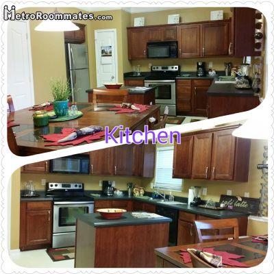 Image 5 Furnished room to rent in Huntersville, Mecklenburg County 3 bedroom House