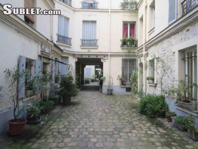 Image 8 furnished 2 bedroom Apartment for rent in 17th-arrondissement, Paris