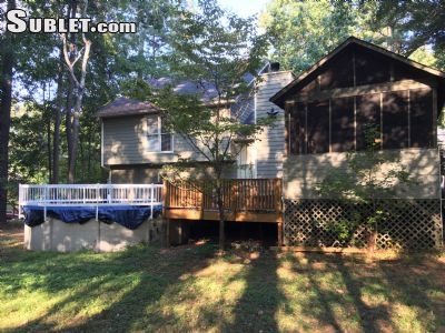 Image 7 furnished 3 bedroom House for rent in Marietta, Cobb County