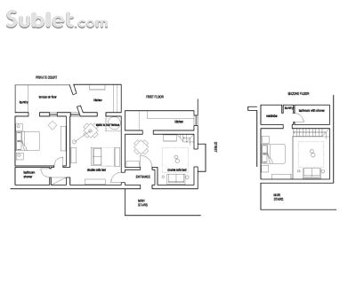 Image 9 furnished 2 bedroom Apartment for rent in Catania, Catania