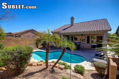 House for Rent in Scottsdale Area