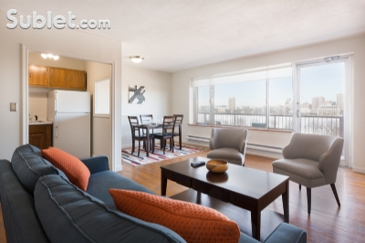 1 bedroom Back Bay