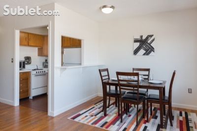 Image 3 furnished 1 bedroom Apartment for rent in Back Bay, Boston Area