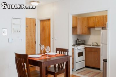 Image 5 furnished Studio bedroom Apartment for rent in Back Bay, Boston Area