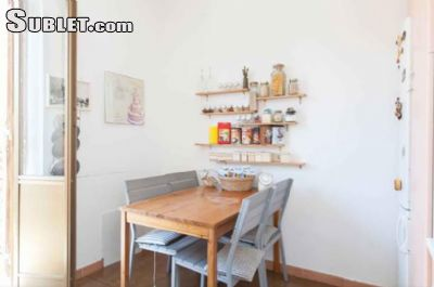 Image 4 Furnished room to rent in Prenestino Labicano, Roma (City) 4 bedroom Apartment